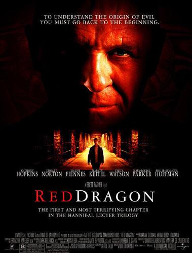 El Dragon rojo, de Brett Ratner,