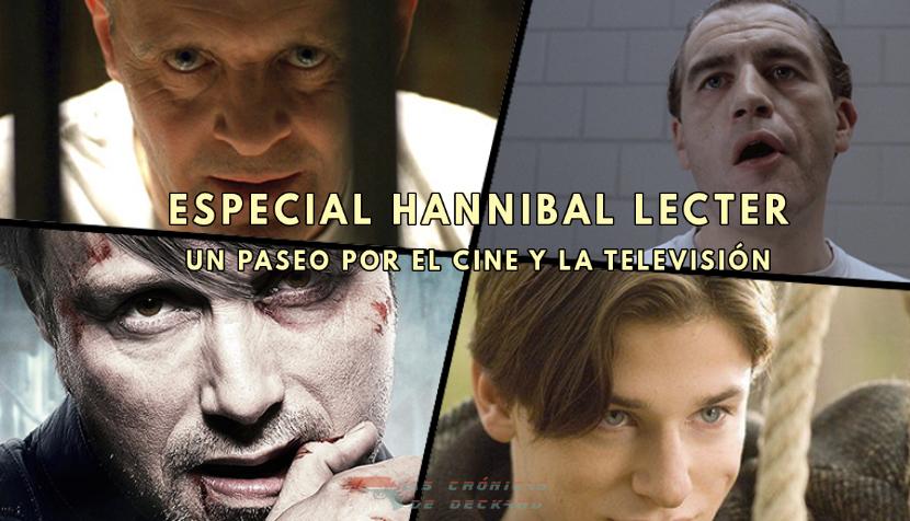 Hannibal Lecter en el cine y televisión