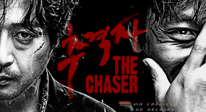 The Chaser Portada Cronicas de Deckard