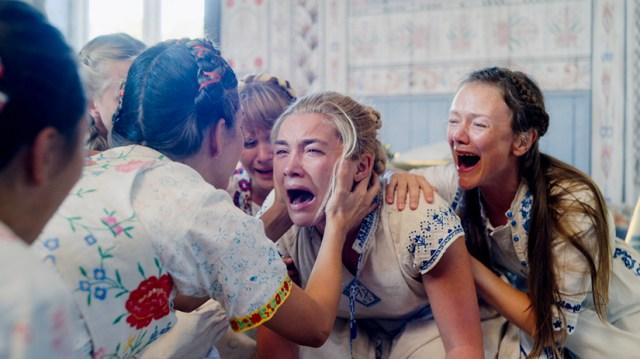 Florence Pugh en su mejor escena de 'Midsommar'
