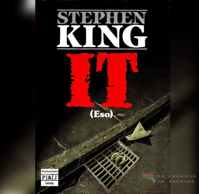 Libro It de Stephen King