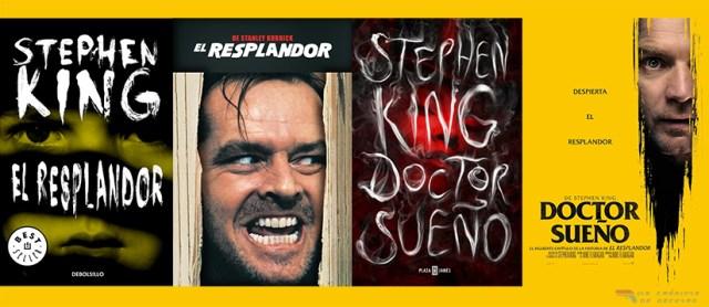 Novelas y Películas de El Replandor y Doctor Sueño