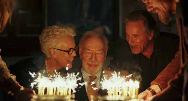 Christopher Plummer Knives Out