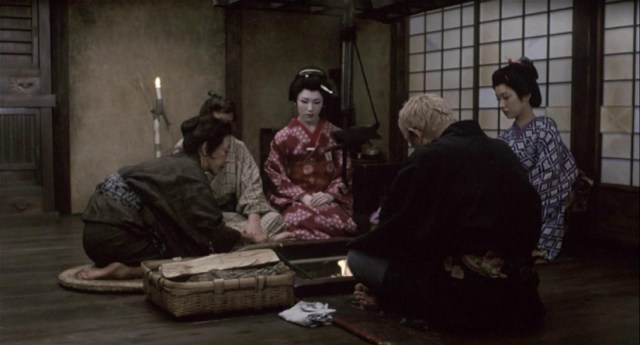 Zatoichi y sus aliados