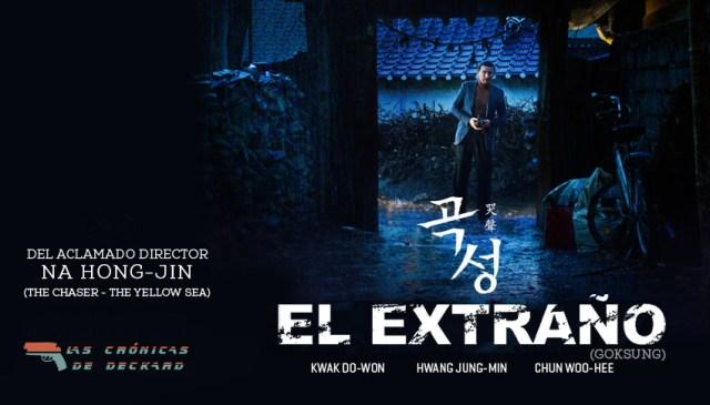 El Extraño, (The Wailling, Na Hong-jin). Ciclo de cine de Terror Coreano.