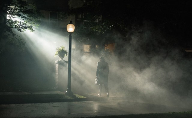 Serie Evil, El exorcista
