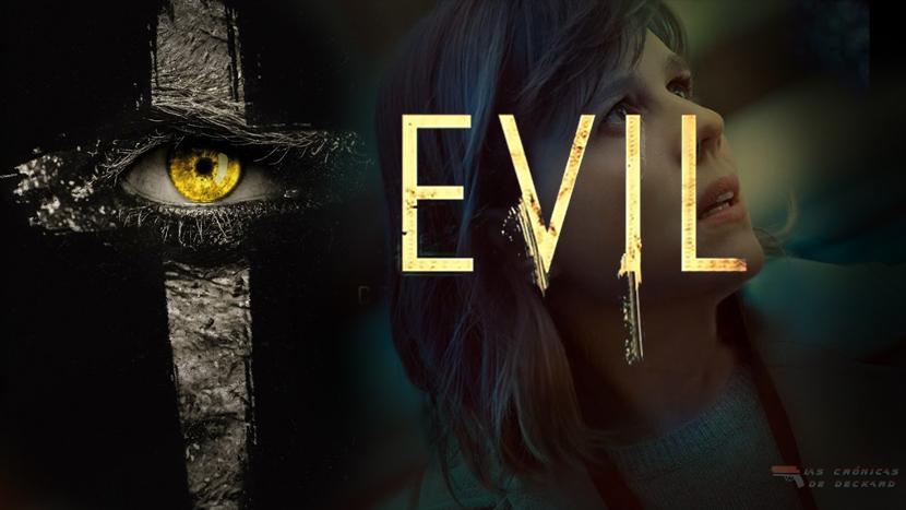 Serie Evil Portada las Crónicas de Deckard