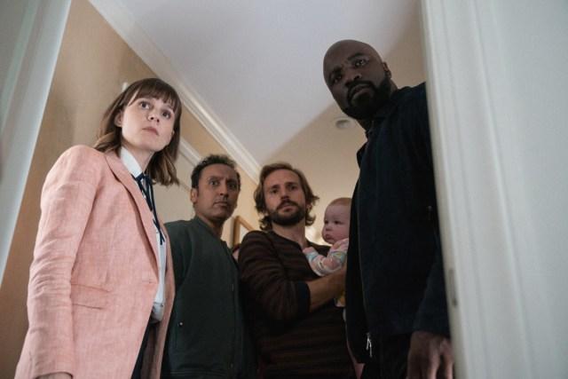 Serie Evil Katja Herbers, Aasif Mandvi, Mike Colter