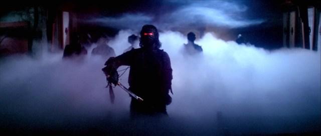 Rob Bottin en La Niebla, de John Carpenter