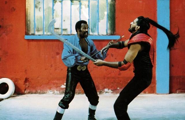 Fred Williamson y George Eastman 1990: Los guerreros del Bronx.