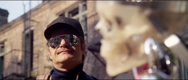 Vic Morrow en 1990: Los guerreros del Bronx