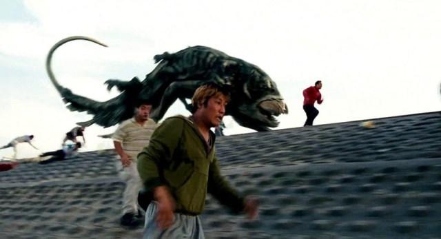 The Host, ataque a orillas del río Han.