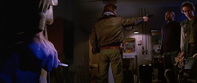 Doble enfoque en 'La Cosa', de John Carpenter.