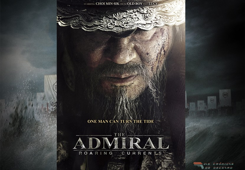 The Admiral: Roaring Currents Poster Las Crónicas de Deckard