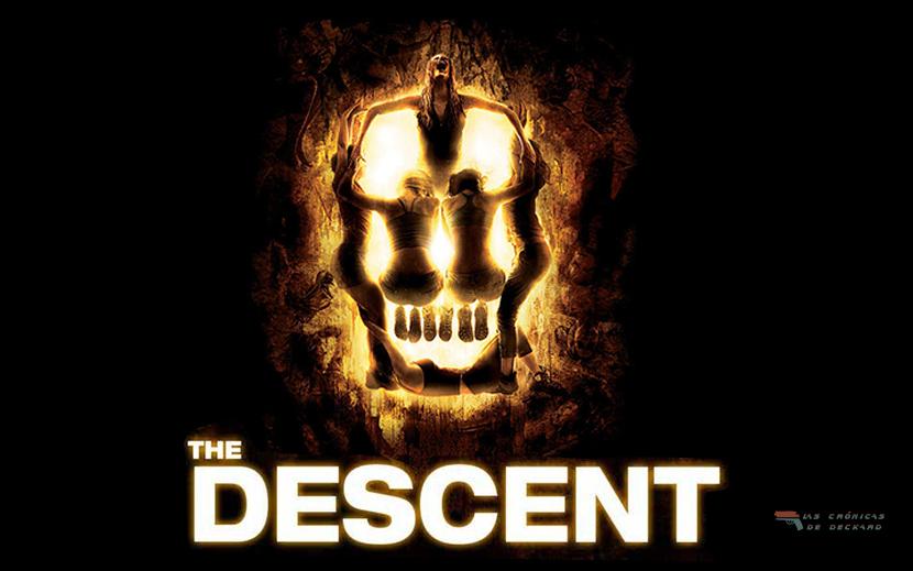 The Descent Poster Las Crónicas de Deckard