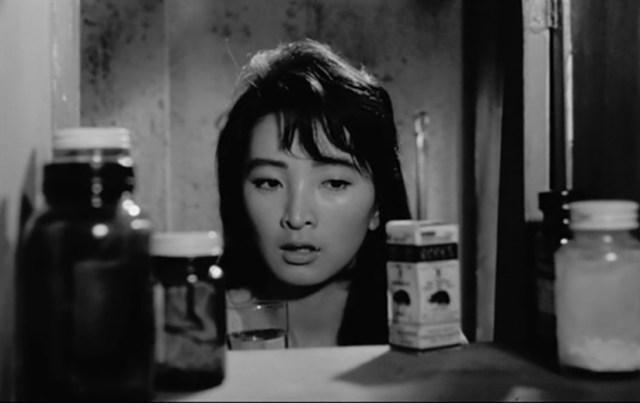 The Housemaid (Kim Ki-young, 1960). Poison