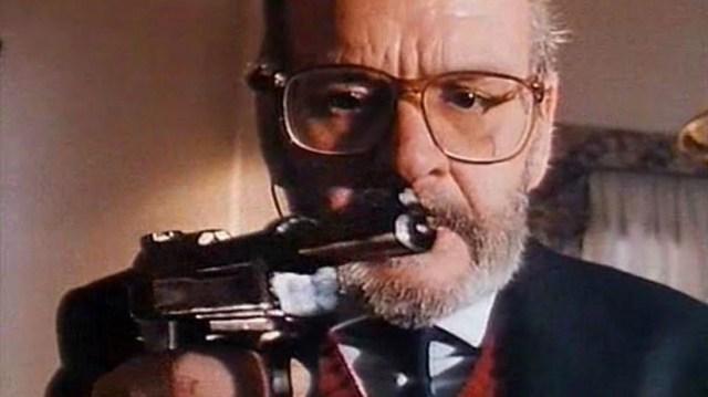 El director italiano Lucio Fulci.