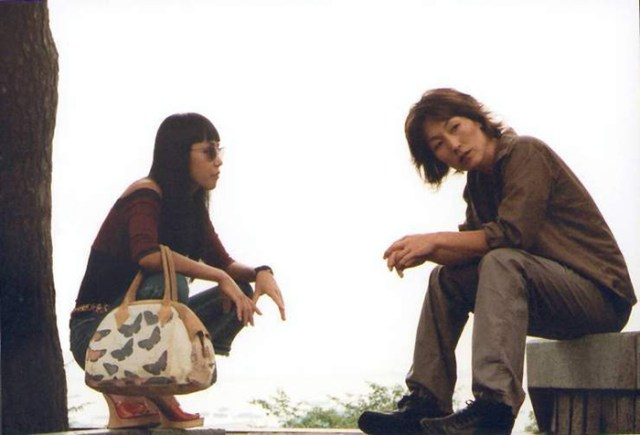 Jeon Do-yeon and Lee Hye-yeong Pido nunmuldo eobshi (Ryoo Seung-wan, 2002)