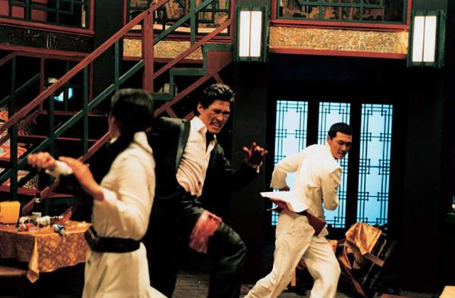 Jung Doo-hong in The City of Violence 2006