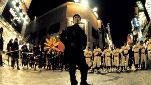 The City of Violence Jung Doo-hong Vs Warriors