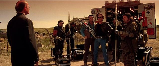 Vampiros, el equipo cazador de Jack Crow