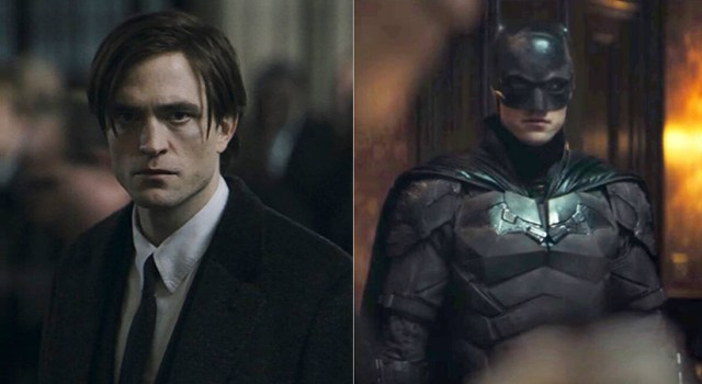Robert Pattinson Bruce Wayne