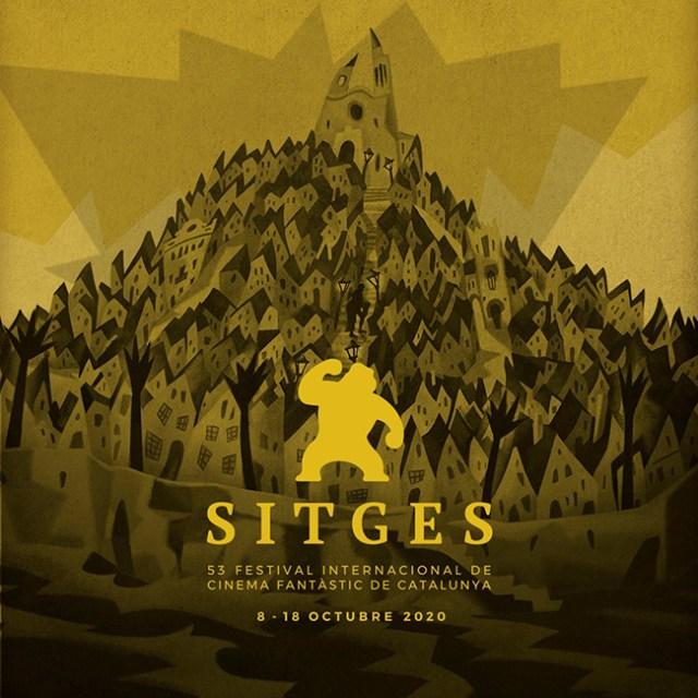 Cartel del Festival de Sitges 2020