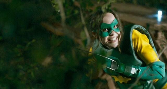 Ellen Page como Rayilo (Boltie)