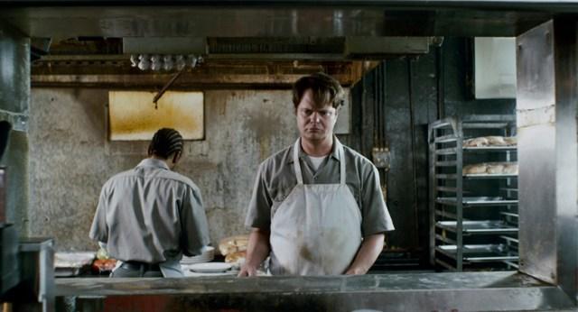 Rainn Wilson como Frank Darbo