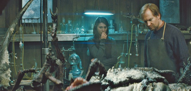 The Thing 2011 Autopsy