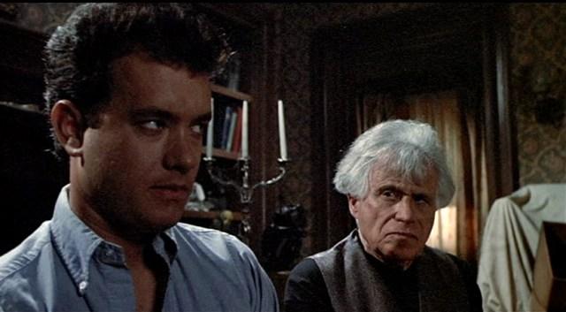 No matarás... al vecino. Tom Hanks y Brother Theodore.