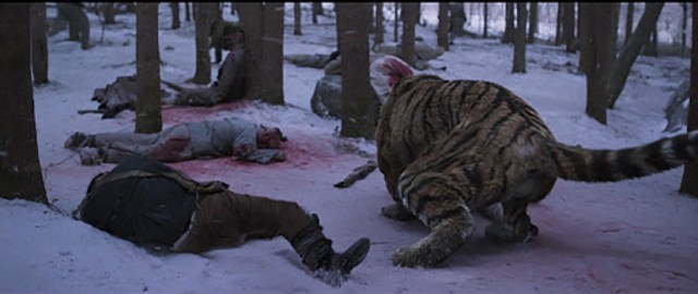 The Tiger: An Old Hunter's Tale. Massacre