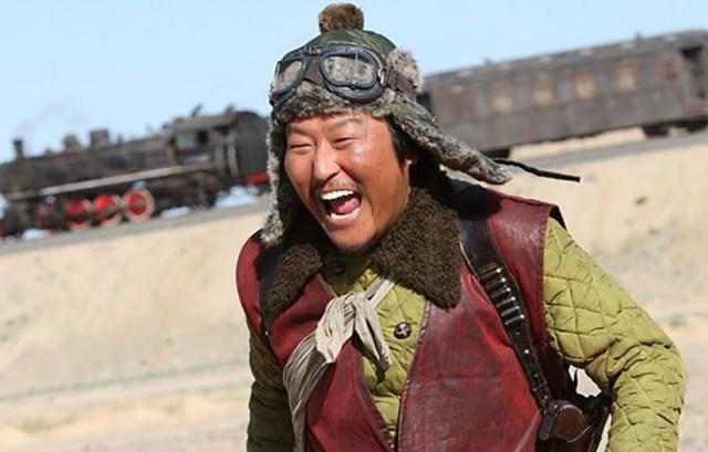 Song Kang-ho en 'El bueno, el malo, y el raro'