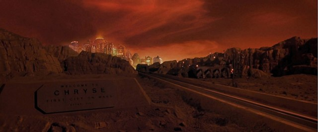 Ghosts of Mars, John Carpenter. Red Planet