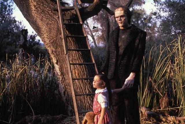 Frankenstein en 'Una pandilla alucinante'