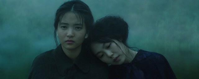 Kim Tae-ri y Kim Min-hee en 'The Handmaiden'