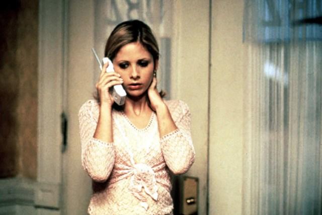 Sarah Michelle Gellar en Scream 2