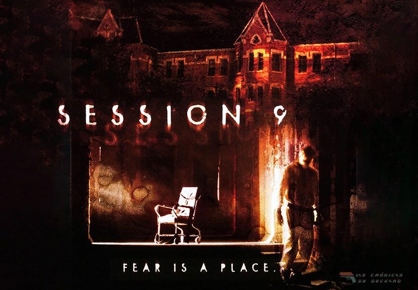Poster Session 9 Crítica Las Crónicas de Deckard