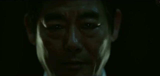 Sung Dong-il en una escena de The Cursed