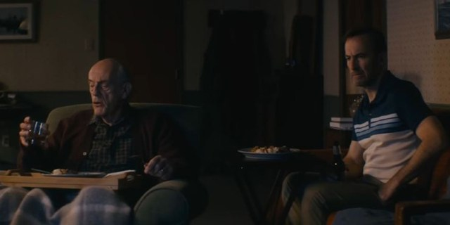 Christopher Lloyd in Nobody (2021)