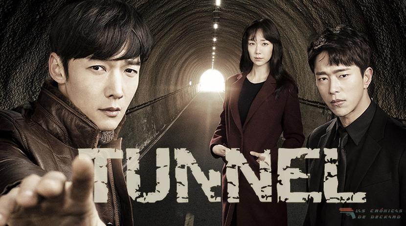 Portada K-Drama Tunnel Critica Las Crónicas de Deckard