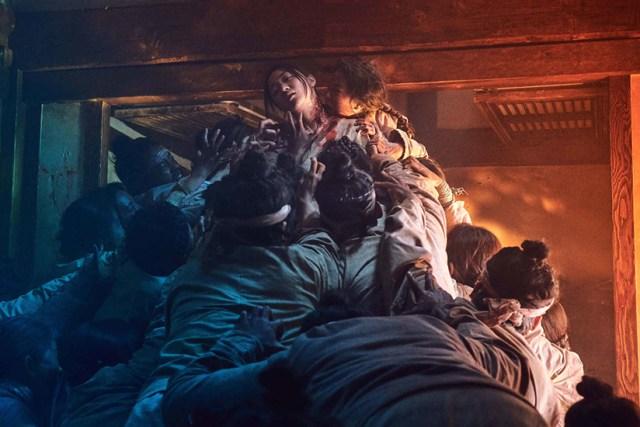 Kingdom K-Drama Zombies