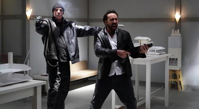 Prisoners of the Ghostland, de Sion Sono. Nicolas Cage.