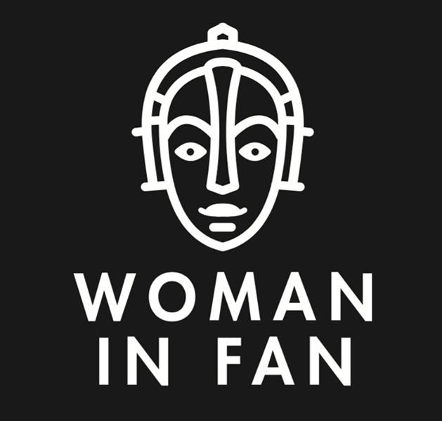 Woman In Fan (Sitges 2021)