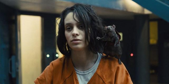 Daniela Melchior como Ratcatcher en El Escuadrón Suicida (James Gunn, 2021)