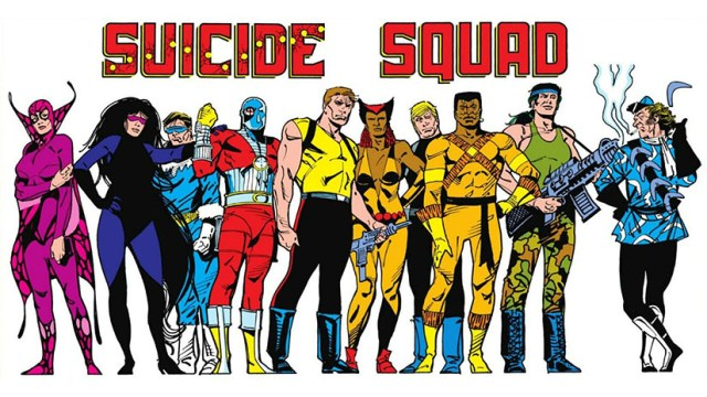 Suicide Squad (John Ostrander and Luke McDonnell)