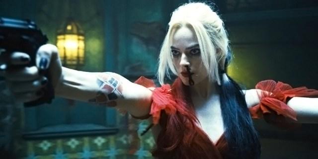Margot Robbie como Harley Quinn en El Escuadrón Suicida