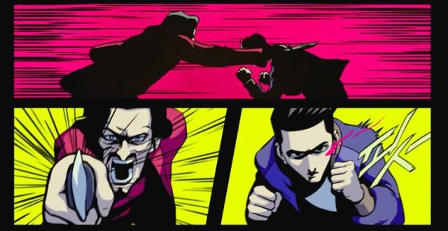 Animated webtoon 'Hitman: Agent Jun'