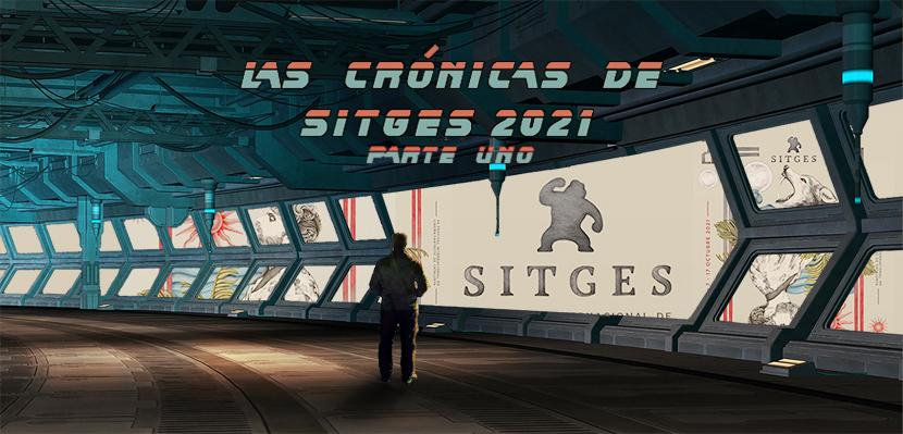 Poster Las Crónicas del Festival de Sitges 2021 para Las Crónicas de Deckard