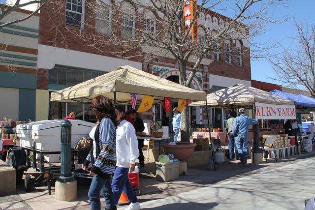 Las Cruces Farmers Market